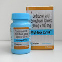 Ledipasvir And Sofosbuvir 400 mg Liver Tablets