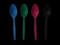 Coloured Biodegradable Spoons