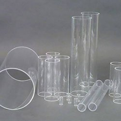 Transparent Acrylic Tubes