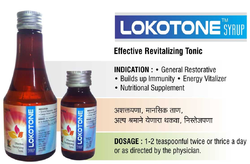 Lokotone Syrup, For Personal, Prescription