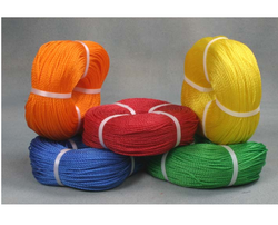 Multi Color High Density Polyethylene Rope