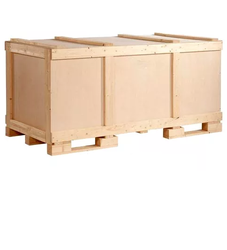 Plywood Crates for Packaging Use