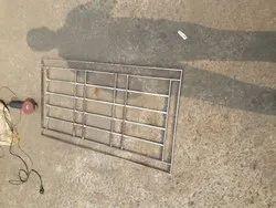 SS Window Grill, Material Grade: 304
