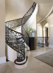Stairs Grill