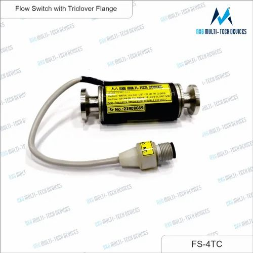 Piston Flow Switch with Triclover Flange