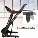 TDM-100S Powermax Motorized Treadmill