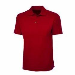 Plain Men Polo T-Shirt