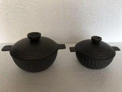 Round Biryani Pot Dishes