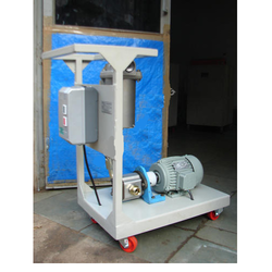 Coarse Mechanical Filter Machine
