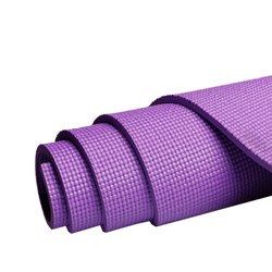 PVC Yoga Mat 06 Mm With Cover