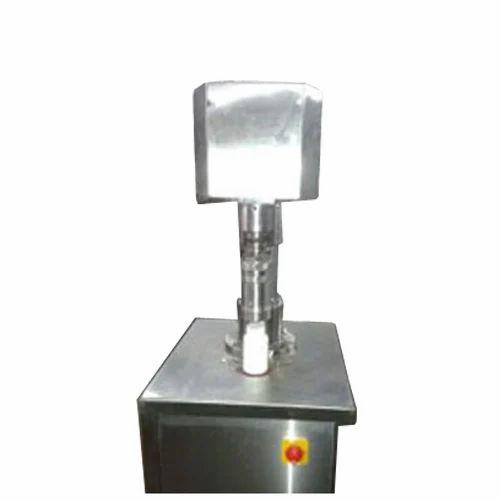 Semi Automatic Screw Capping Machine, SCP 100