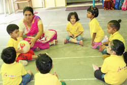 Nursery Class Education