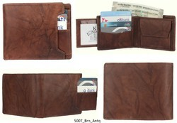 Genuine Leather Mens Wallet (5007)