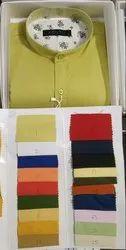 Men Full Plain Shirt - 3193