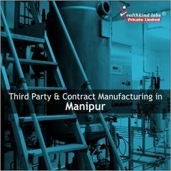 Pharmaceuticals Contract Manufacturing In Manipur
