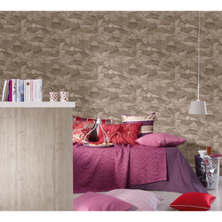 Designer PVC Bedroom Wallpaper