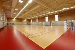 Indoor Cushioned PVC Sports Floorings