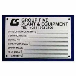 Metal Plate Printing