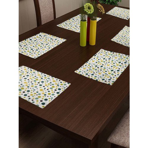 Cotton Dining Table Mat