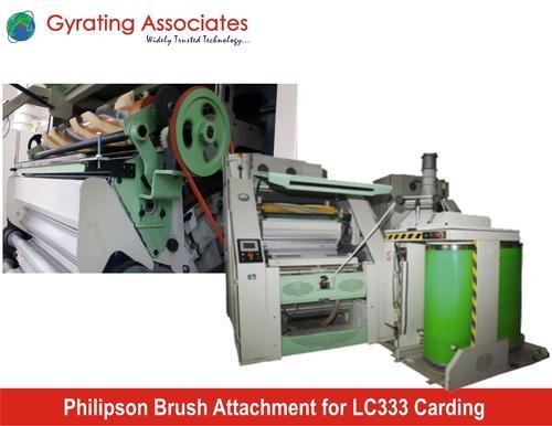 Philipson Brush Roller Conversion