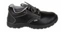 Indcare Zara Steel Toe Black Safety Shoes