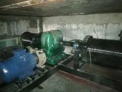 SILVER ARROW Goods Lift Machine, Max Capacity: 1-2 ton, Capacity: 3-4 ton