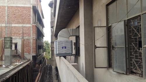 Plastic Industrial Air Cooler Top flow