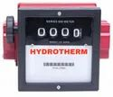 Mechanical 4-Digit Flow Meter ( Oval Gears Type)