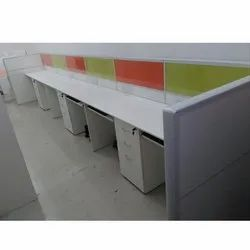 Office Linear Workstation KO-CU-048
