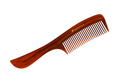 Cellulose Acetate Comb With Handle