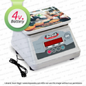 Pjn Abs Table Top Ecko Counter Scale, Capacity: 30kg, Model Number: Tt Ecko