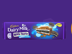 Cadbury Dairy Milk Big Taste Chocolate