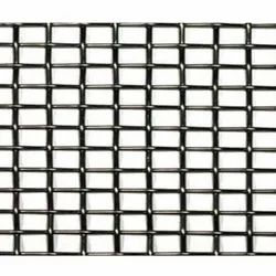 Black MS Woven Wire Mesh