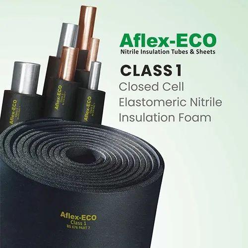 40 To 115 ALP Aeroflex Aflex - Class 1 Nitrile Rubber Sheet