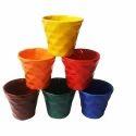 Multi Color Diamond Pattern Cup
