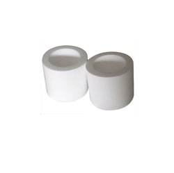 White PTFE Moulded Tubes