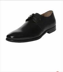 Van Heusen Black Formal Shoes VHMMS01041, Size: 6, 7