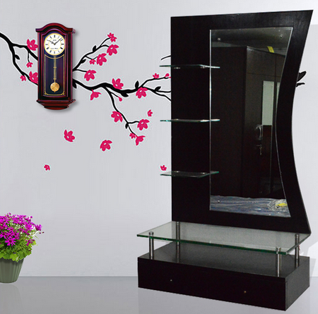 Wall Mounted Dressing Table At Rs 9775 Set Makeup Desk