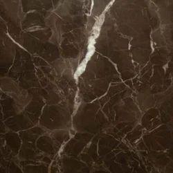 Marble Choco Brown Tile, 10 Mm