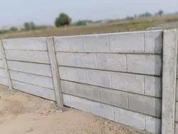 5 Feet RCC Wall