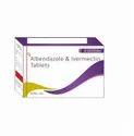 Albendazole和Ivermectin片剂