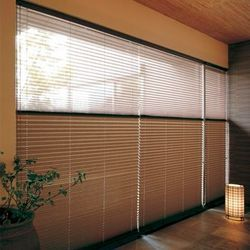 Polyester Colby Honeycomb Window Blinds, for Office