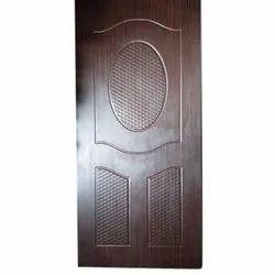 Interior Brown Designer Wood Membrane Doors, Door Width: 2 To 4 Feet, Door Height: 7 And 8 Feet