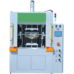 Vertical Hot Plate Welding Machine