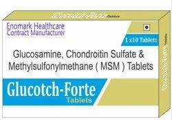 Glutathione, Chondroitin Sulfate and MSM Tablet