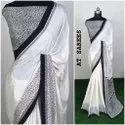 Silk Crepe Saree