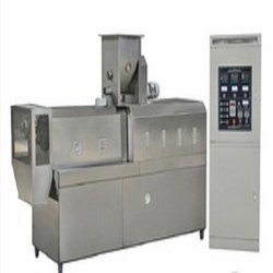 Double Screw Corn Puff Snacks Food Extruder