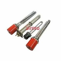 Simro Stainless Steel SS Steam Boiler Heating Element, Capacity: 500-1000 (kg/hr), Automation Grade: Semi-Automatic