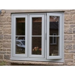Heavy Z Section Hinged Window