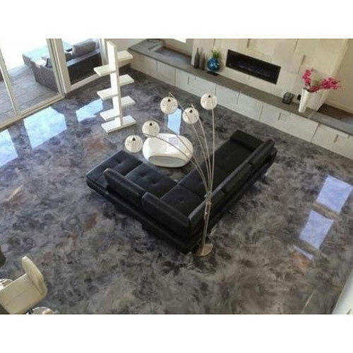 Decorative Metallic Epoxy Flooring At Rs 250 /square Feet